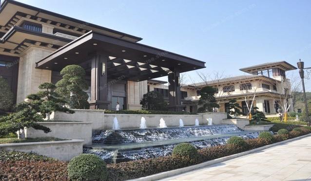 杭州别墅游泳池